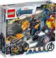 LEGO® Marvel Avengers Truck Take-down
