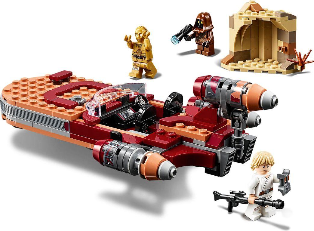 Luke Skywalker's Landspeeder™ gameplay
