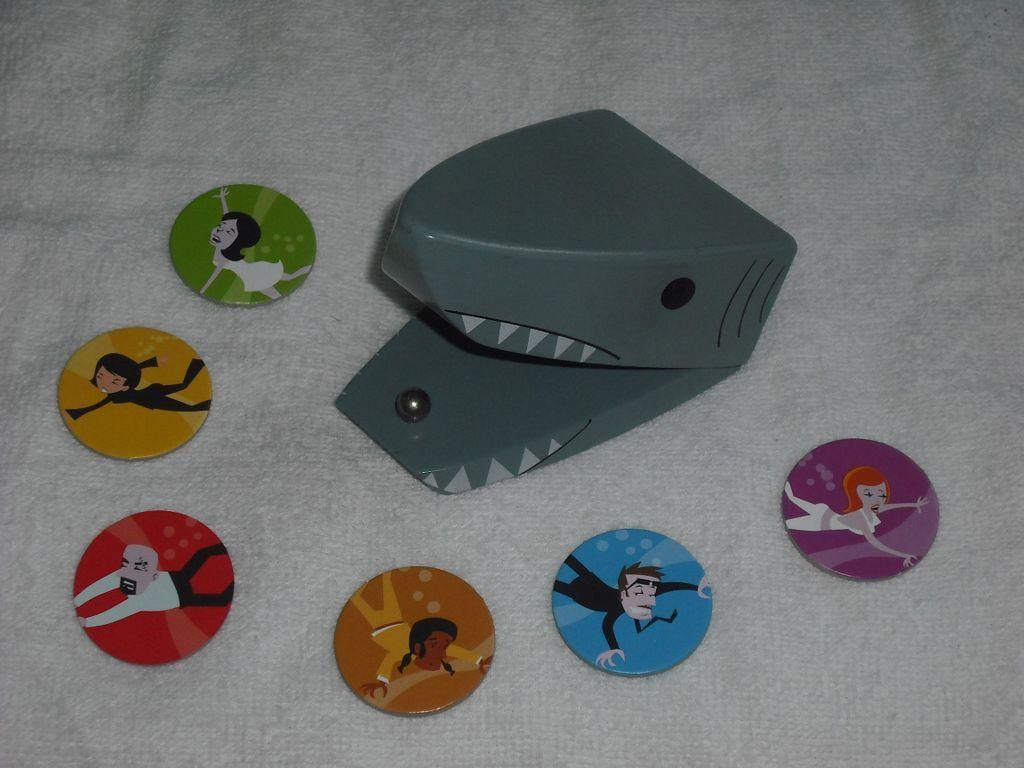 Dr. Shark components