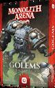 Monolith Arena: Golems