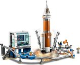 LEGO® City Deep Space Rocket and Launch Control gameplay