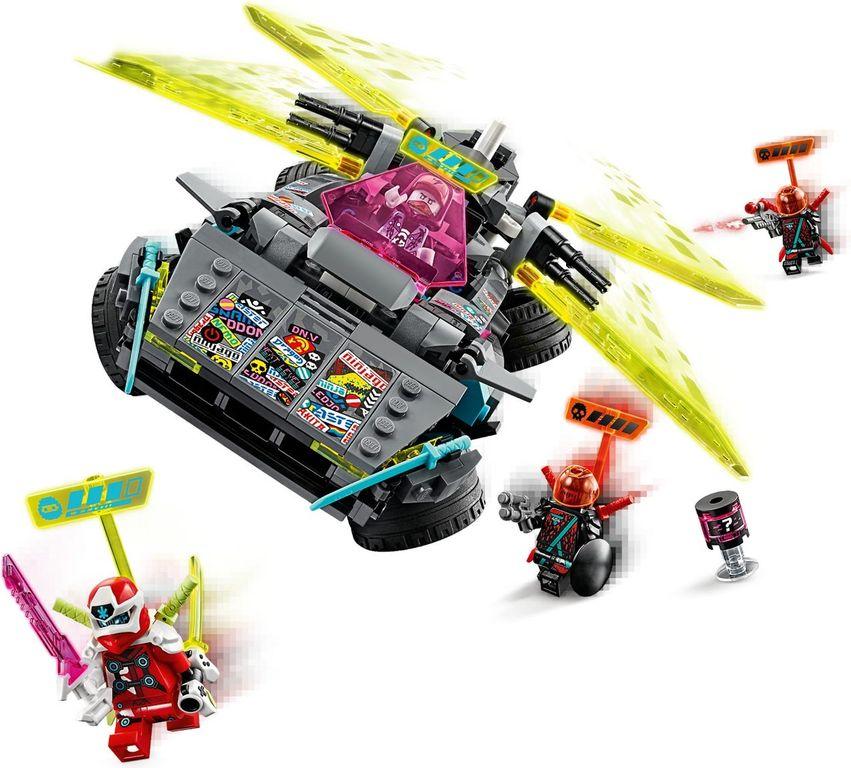 Ninja Tuner Car gameplay