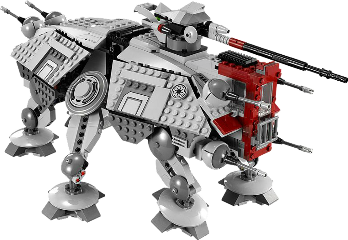 LEGO® Star Wars AT-TE components