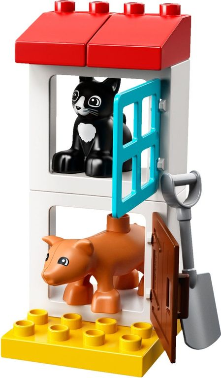 LEGO® DUPLO® Farm Animals animals