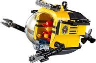 Deep Sea Operation Base components