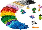 LEGO® Classic Creative Building Bricks components