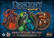 Descent: Die Reise ins Dunkel (Zweite Edition) - Erwachen der Wildnis