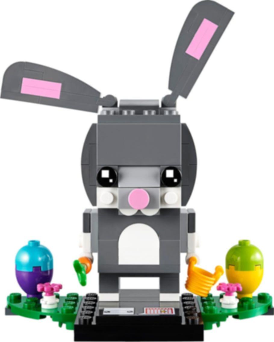 LEGO® BrickHeadz™ Easter Bunny components