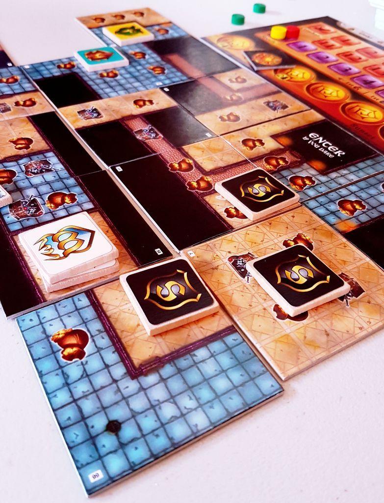 Delve gameplay