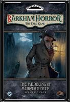 Barkham Horror: The Card Game - The Meddling of Meowlathotep: Scenario Pack