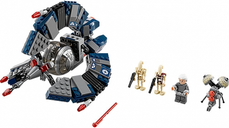 LEGO® Star Wars Droid Tri-Fighter components