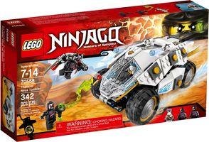 LEGO® Ninjago Titanium Ninja Tumbler