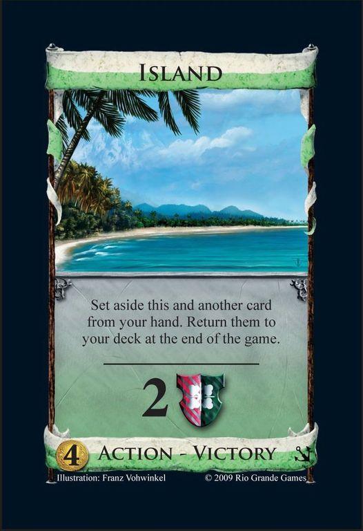 Dominion: Seaside cards