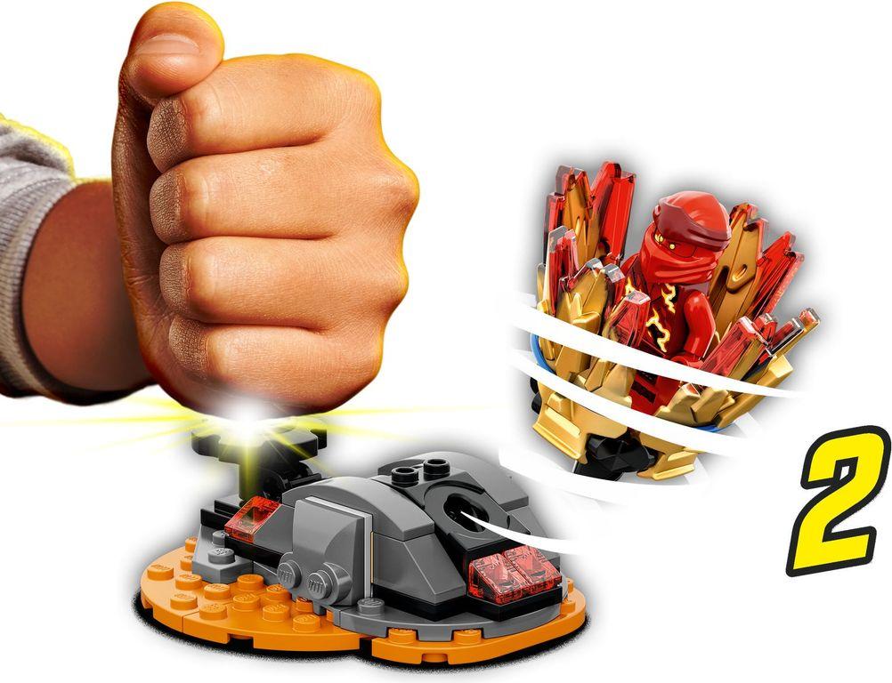 LEGO® Ninjago Spinjitzu Burst - Kai gameplay