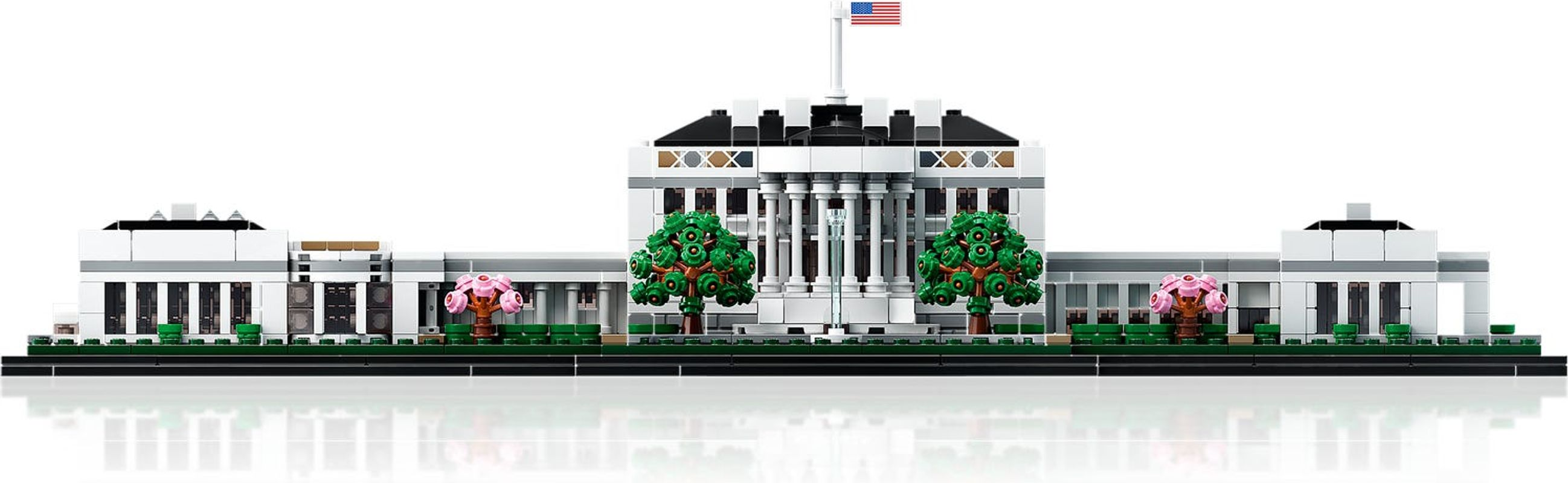 The White House components