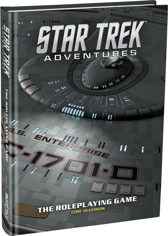 Star Trek Adventures Core Book book