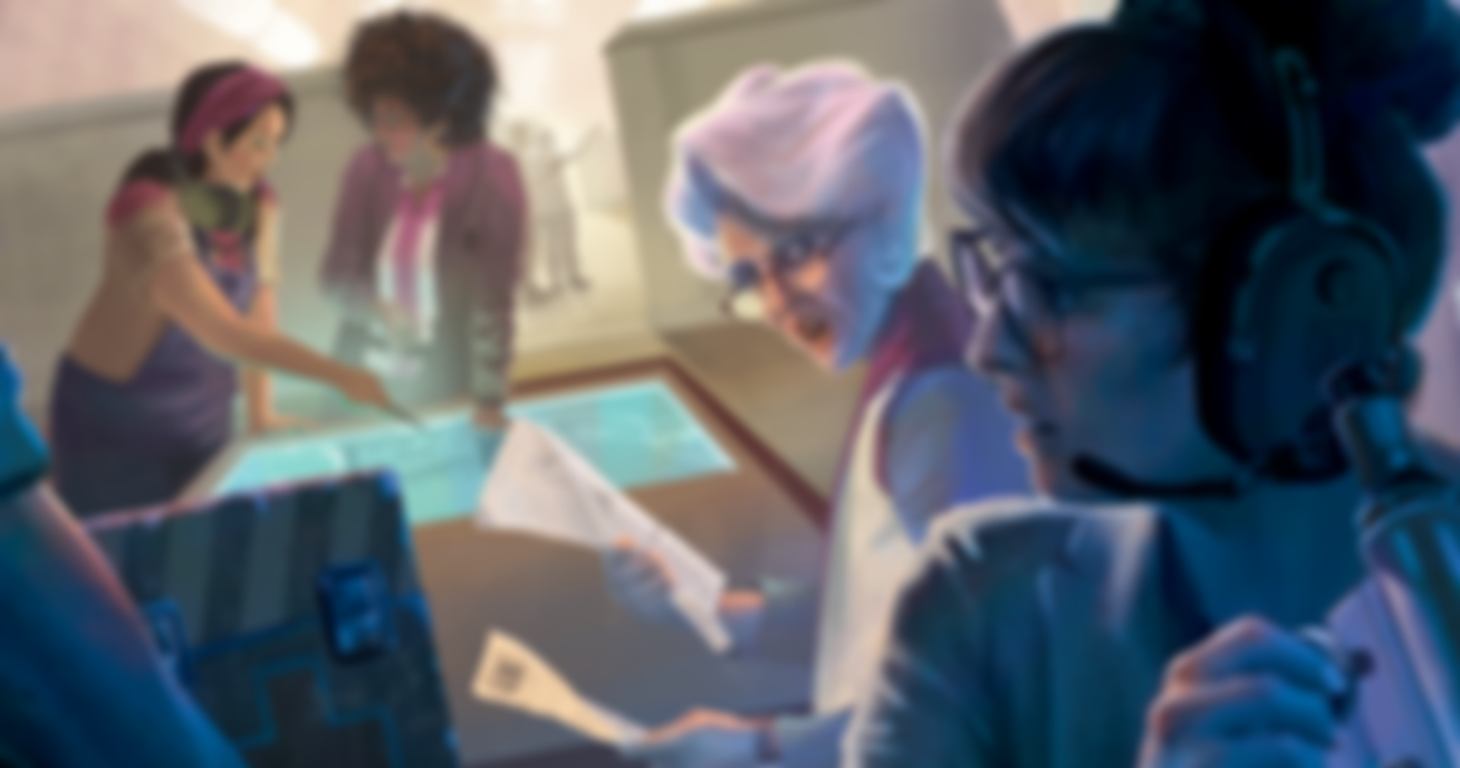 Red de wereld in real time in Pandemic: Rapid Response
