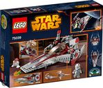 LEGO® Star Wars V-Wing Starfighter back of the box