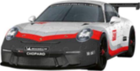 Porsche 911 GT3 Cup components