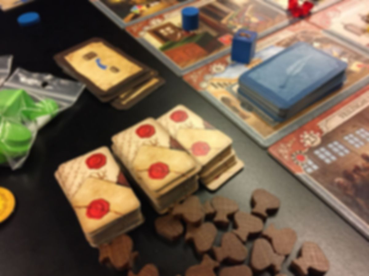 Istanbul: Letters and Seals components