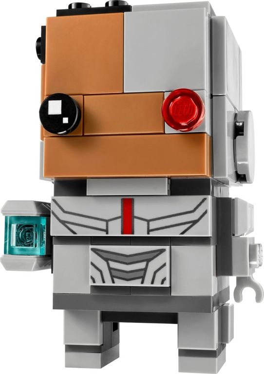 LEGO® BrickHeadz™ Cyborg™ components