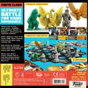 Godzilla: Tokyo Clash back of the box