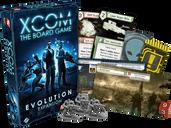 XCOM: Evolution components