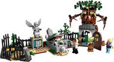 LEGO® Hidden Side Graveyard Mystery components