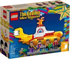LEGO® Ideas Yellow Submarine