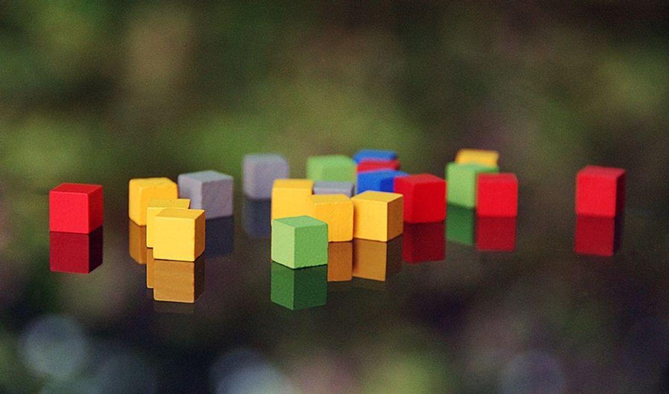 Quarantine cubes