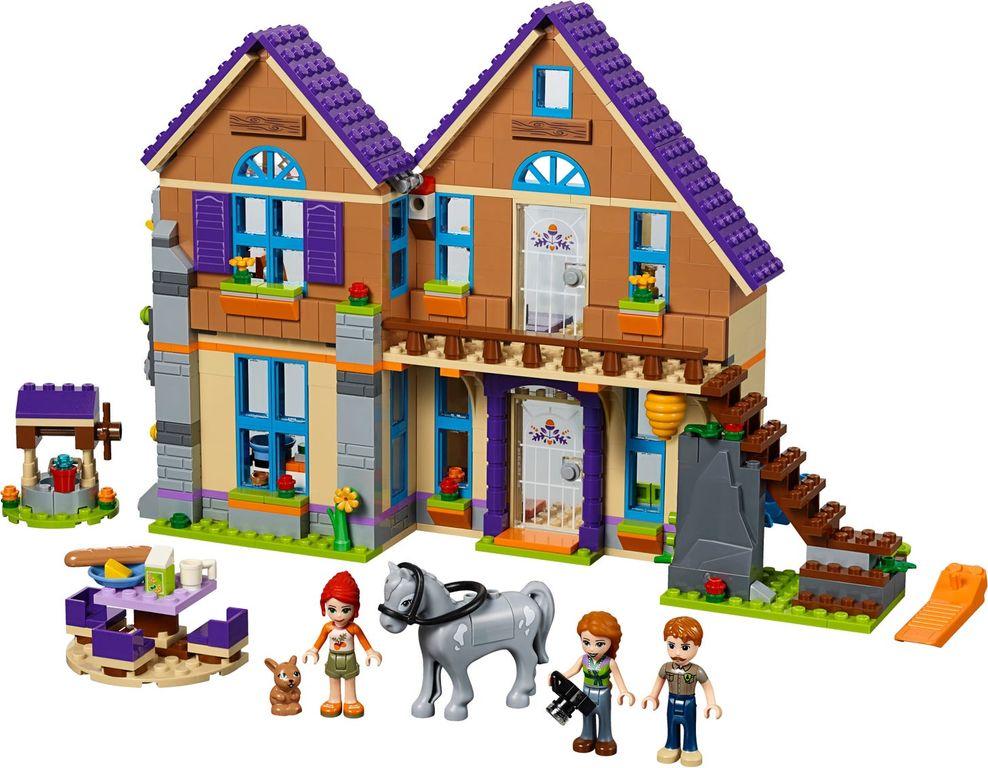 Mia's House components