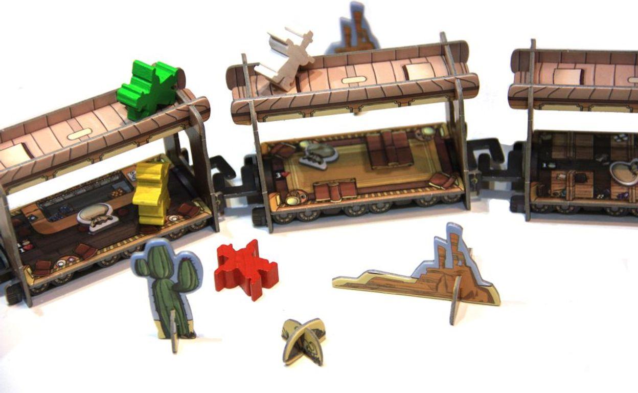 Colt Express components