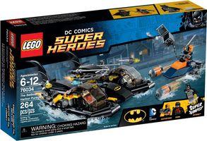 LEGO® DC Superheroes The Batboat Harbor Pursuit