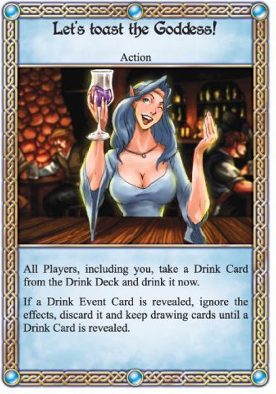 Red Dragon Inn card
