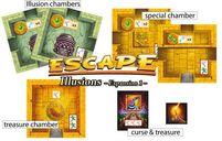 Escape: Illusions components