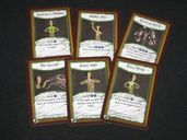Dungeon Fighter: Rock and Roll cards