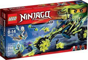 LEGO® Ninjago Chain Cycle Ambush