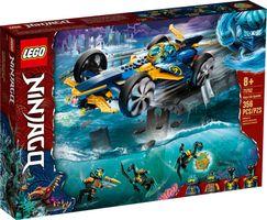 LEGO® Ninjago Ninja Sub Speeder
