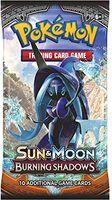 Pokémon TCG: Sun & Moon-Burning Shadows Sleeved Booster Pack