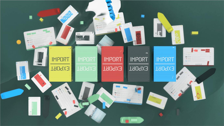 Import / Export components