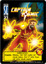 Sentinels of the Multiverse: Wrath of the Cosmos Captain Cosmic card