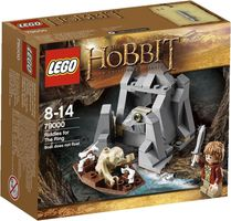 LEGO® The Hobbit Riddles for the Ring