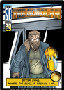 Sentinels of the Multiverse: Shattered Timelines The Scholar card