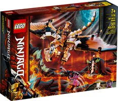 LEGO® Ninjago Wu's Battle Dragon