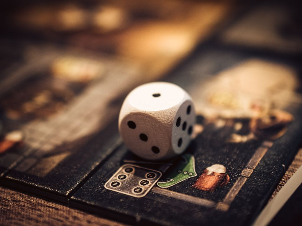 The Taverns of Tiefenthal dice