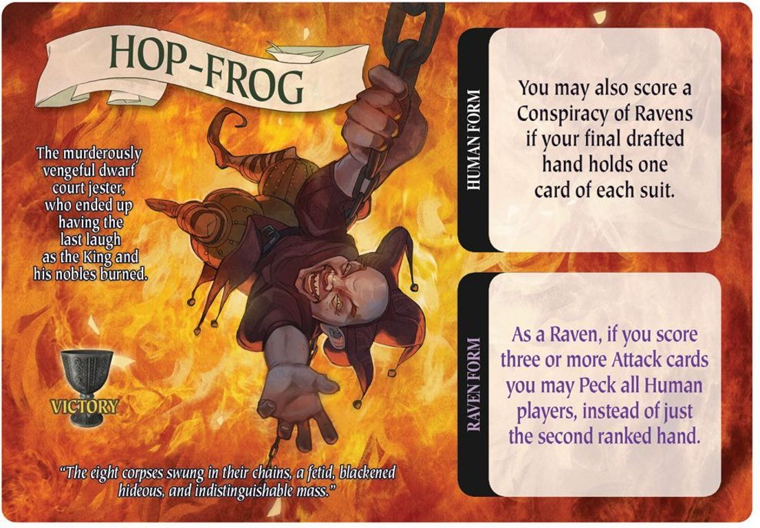 Specters of Nevermore Hop-Frog card