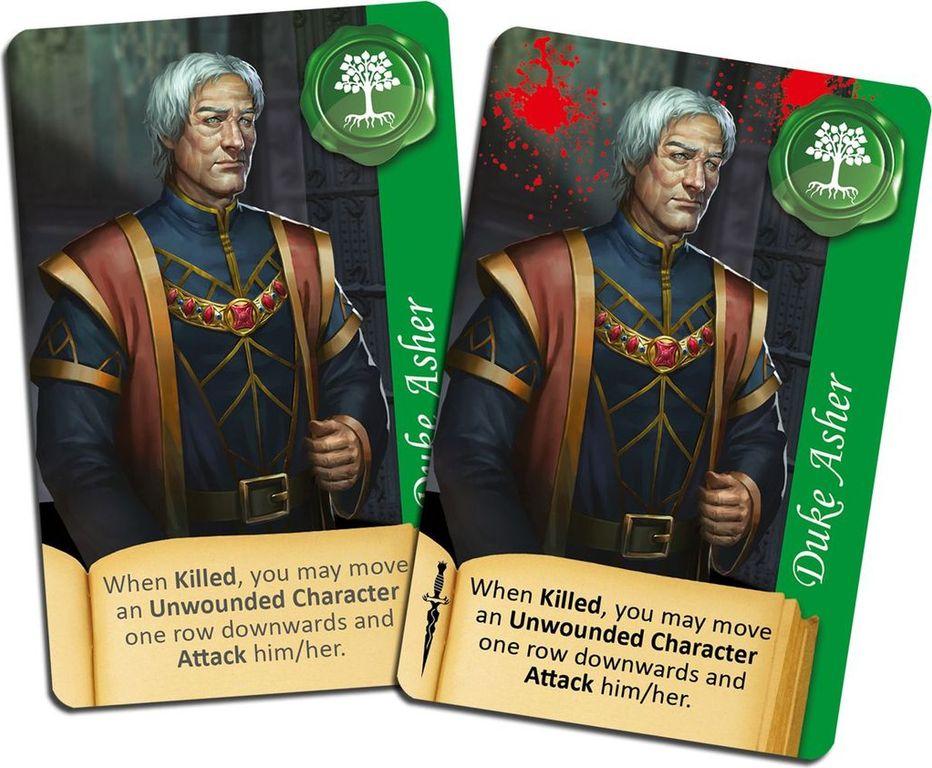 Treachery in a Pocket cards