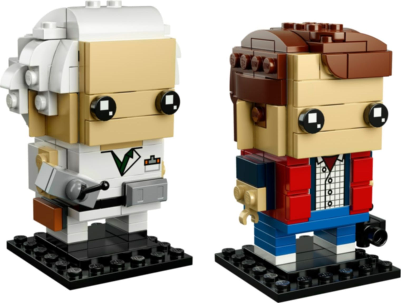Marty McFly & Doc Brown components