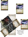 Arkham Horror: The Card Game – Weaver of the Cosmos: Mythos Pack cards