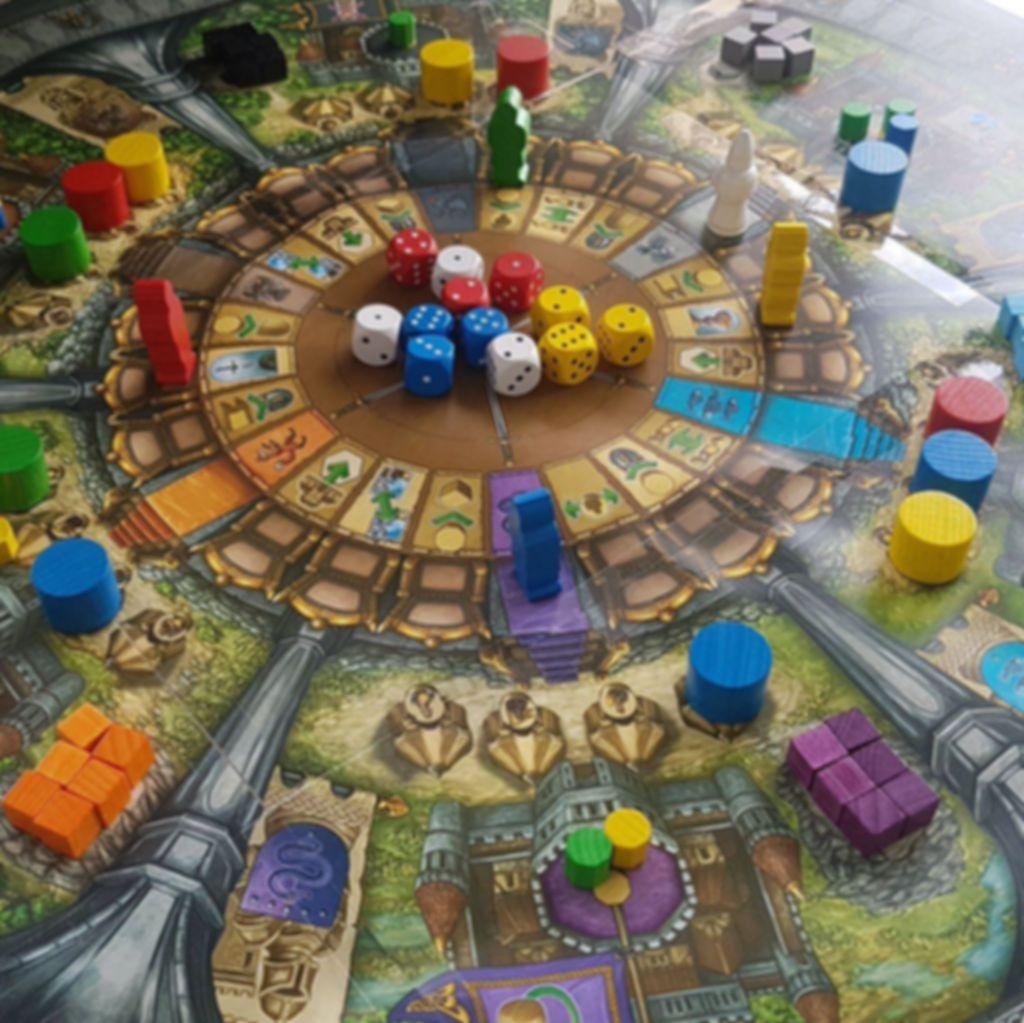 Merlin gameplay